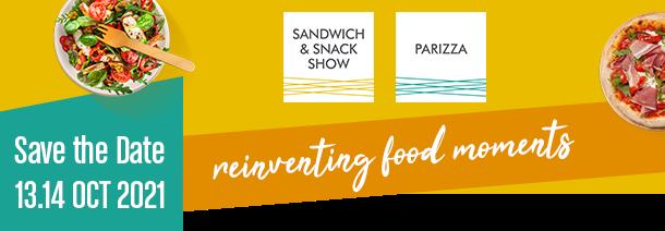 Sandwich & Snack Show, Parizza et Japan Food reportés au 13 et 14 octobre 2021