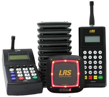 Transmetteurs et pagers CS7